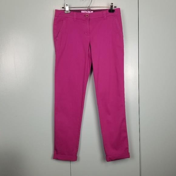 Vineyard Vines Pants - Vineyard vines pink skinny pants size 0 -C8